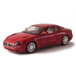 Maserati 3200 GT Coupé 2004 Red