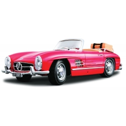 Mercedes SL 300 Cabriolet Red