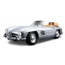 Mercedes SL 300 Cabriolet Silver