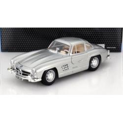 Mercedes 300 SL Coupé 1954 Silver