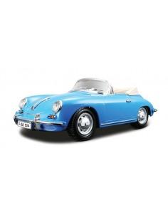 Porsche 356 B Cabriolet 1961 Blue