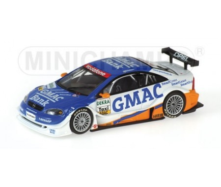 OPEL V8 COUPE - GMAC - OPC EUROTEAM - RACE TAXI - DTM 2004