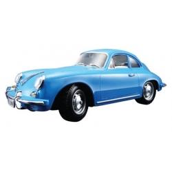 Porsche 356 B Coupé 1961 Blue