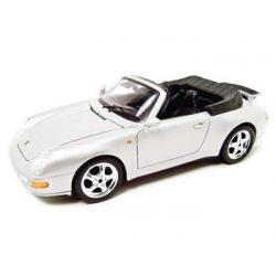 Porsche 911/993 Cabriolet Silver