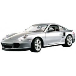 Porsche 911/996 Turbo Silver