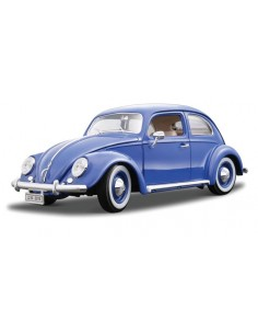 Volkswagen Kafer Beetle 1955 Blue