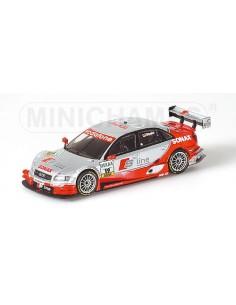 AUDI A4 - FRANK STIPPLER - AUDI SPORT TEAM JOEST - DTM 2005
