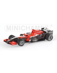 MF1 RACING TOYOTA TIAGO MONTEIRO 2006