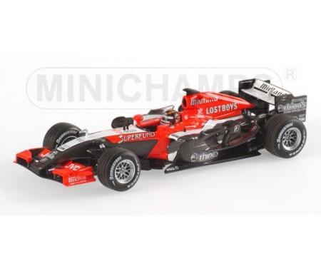 MF1 RACING TOYOTA C.ALBERS 2006