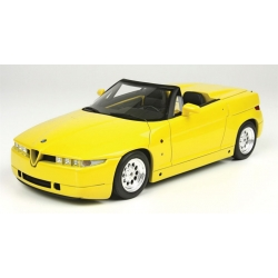 Alfa Romeo RZ 1992 Yellow