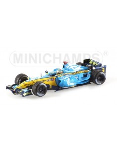 Minichamps - 400060101 - RENAULT F1 R26 F.ALONSO SILVERST.06 L.E. 9432 pcs.  - Hobby Sector