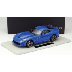 Dodge Viper GTS SRT 2014 Racing Blue