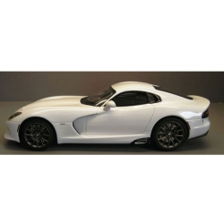 Dodge Viper GTS SRT 2014 White