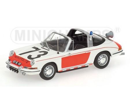 PORSCHE 911 TARGA - 1965 - POLITIE NL