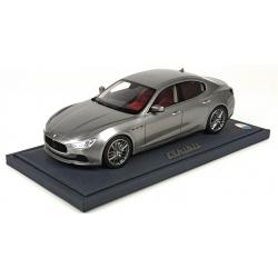 Maserati Ghibli 2013 Silver