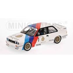 BMW M3 Nr.1 Winner Zolder DTM 1987