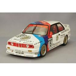 BMW M3 Nr.15 Winner DTM 1989