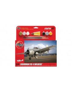Grumman F4F-4 Wildcat Starter Set