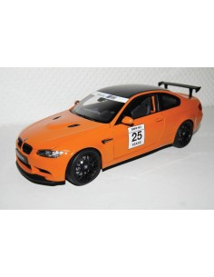 BMW M3 GTS 25 Years M Power Orange