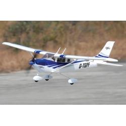 Park Flite Cessna 182 Skylane Mode 2 Blue - RTF