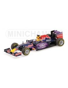 Infinity Red Bull Racing Renault RB11 Daniel Ricciardo 2015