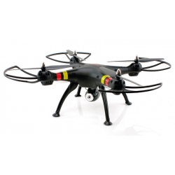 Syma X5SC 2.4G W/HD Camera - Black