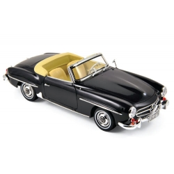 Mercedes Benz 190 SL 1957 Black