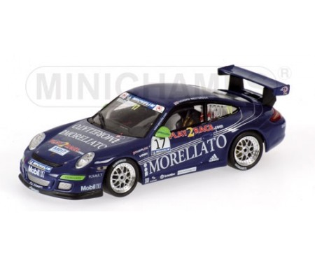 PORSCHE 911 GT3 - RICHARD WESTBROOK - RACING TEAM MORELLATO - PORSCHE SUPERCUP 2006