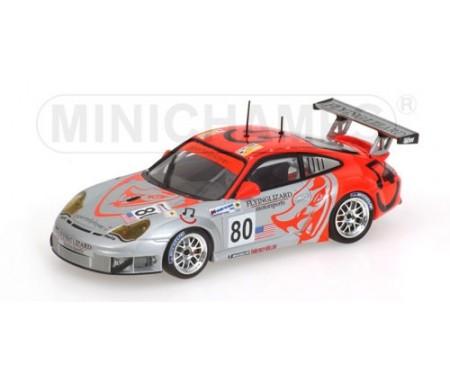 PORSCHE 911 GT3 RSR - VAN OVERBEEK/LONG/NEIMAN - FLYING LIZARD MOTORSPORTS - 24H LE MANS 2006