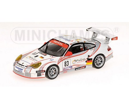 PORSCHE 911 GT3 RSR - NIELSEN/EHRET/FARNBACHER - TEAM SEIKEL MOTORSPORT - 24H LE MANS 2006