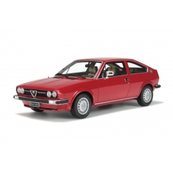 Alfa Romeo Alfasud Sprint Red
