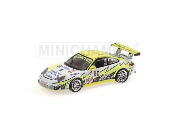PORSCHE 911 GT3 RSR - BERGMEISTER/JOENSSON/KROHN - WHITE LIGHTNING RACING - 24H LE MANS 2006