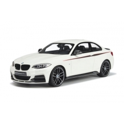 BMW M235i M Performance White