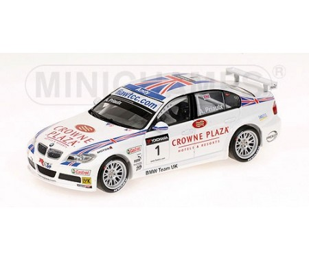 BMW 320SI BMW - BMW TEAM UK - ANDY PRIAULX - WINNER RACE 2 WTCC PORTO 2007