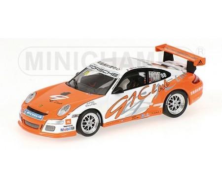 PORSCHE 911 GT3 CUP - TIM SUGDEN - PORSCHE CARRERA CUP ASIA - MACAU - 2007