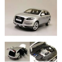 Audi Q7 Facelift Ice Silver 2009