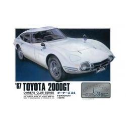 Toyota 2000GT 1967 White