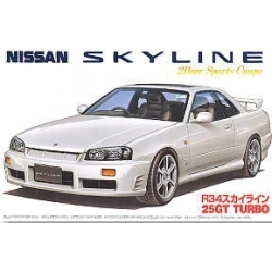 Nissan Skyline R34 25GT Turbo 1998