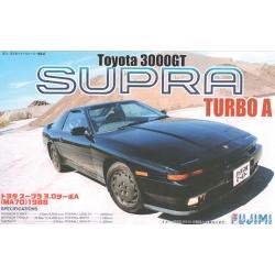 Toyota Supra 3.0 GT 1988 Black
