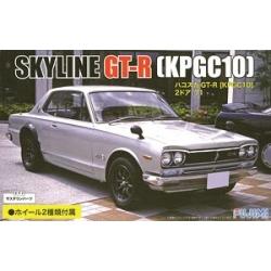Nissan Skyline GT-R KPGC10 1971