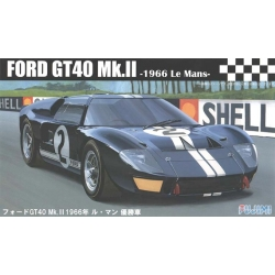 Ford GT40 MK-II Winner Le Mans 1966