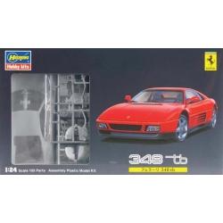 Ferrari 348 TB 1989 Red