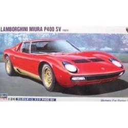 Lamborghini Miura P400 SV 1973 Red