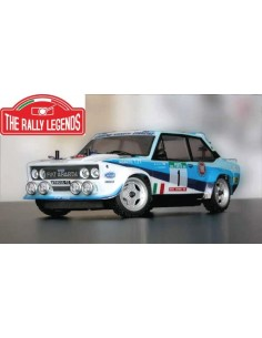 Fiat 131 Abarth WRC Painted Body with Decals