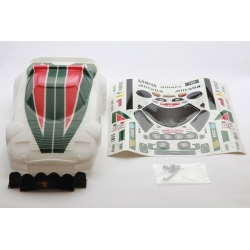 Lancia Stratos Turbo Gr.5 Nr.539 Painted Body with Decals