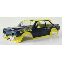 Fiat 131 Abarth OlioFiat Painted Body with Decals