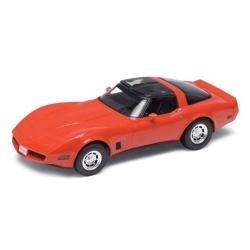 Chevrolet Corvette Coupe 1982 Red