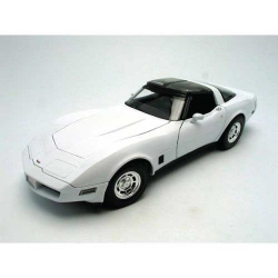 Chevrolet Corvette Coupe 1982 White