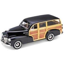Chevrolet FleetMaster 1948 Black/Woody
