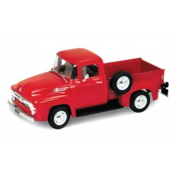 Ford F100 Pick-Up 1956 Red